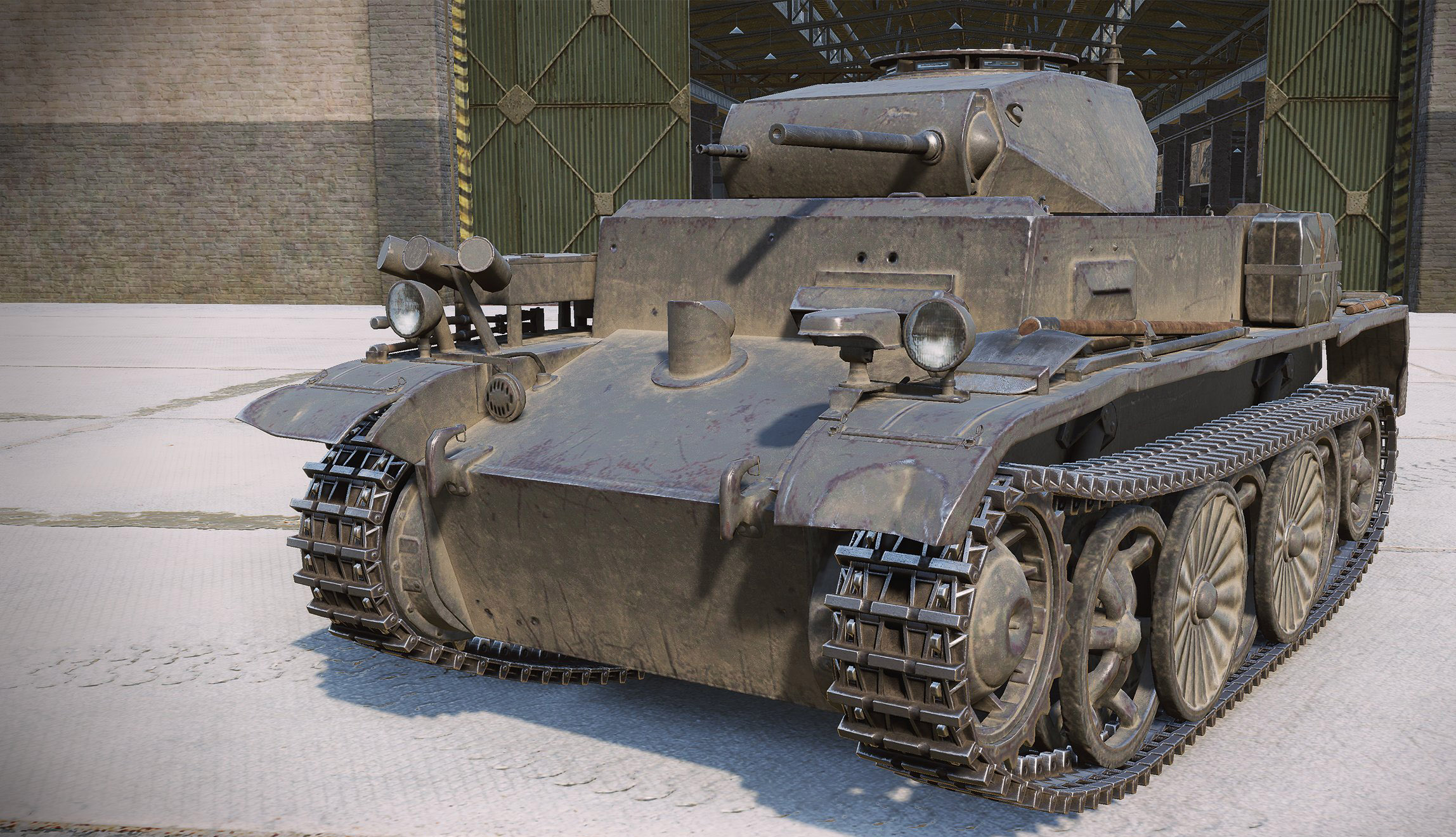 World of Tanks Matchmaking 8.9