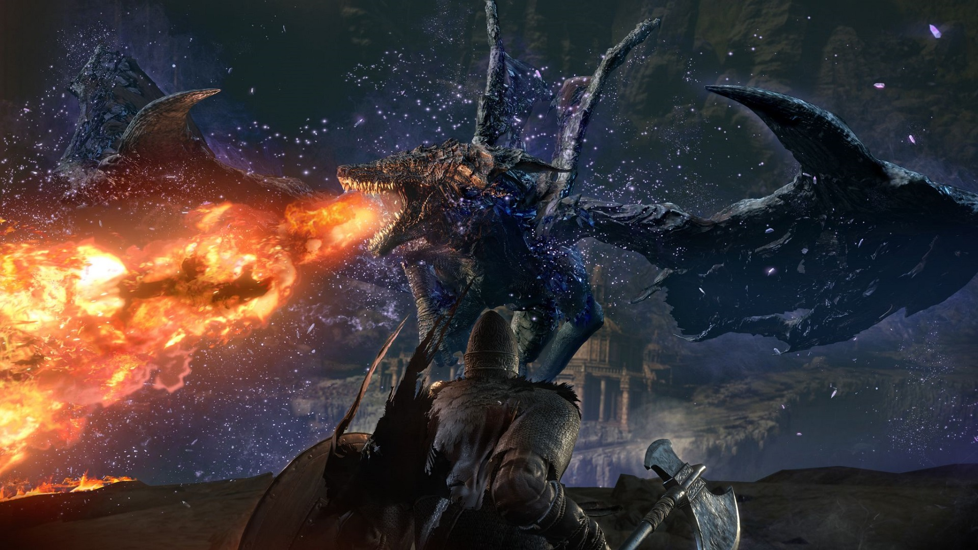 The Ringed City Wallpaper: How To Find And Kill The Ringed City's