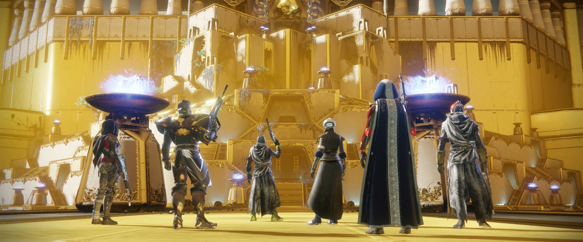 Destiny 2 Players Have Created a Handy Leviathan Raid Map  Tank